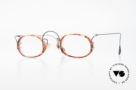 Paul Chiol 13 Designer Art Glasses Vintage Details