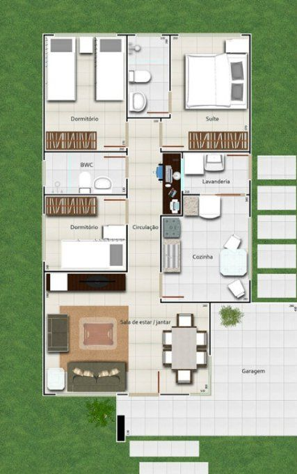 Pin De Daniela En Arquitetura Planos De Casas Minimalistas Planos De Casas Mediterraneas Planos De Casas Sencillas