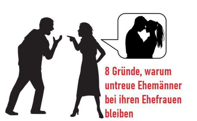 Untreue Ehefrauen