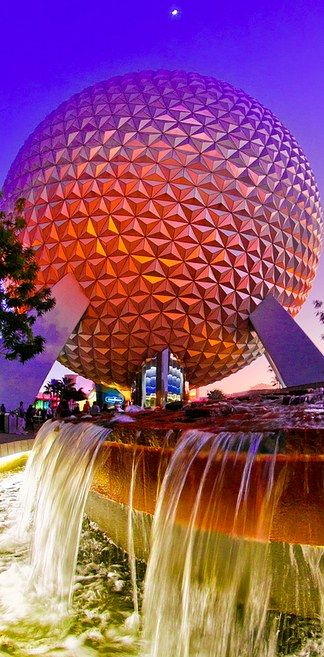 Epcot at Disney World in Orlando, Florida | 32 Magical Destinations To Visit In This Lifetime