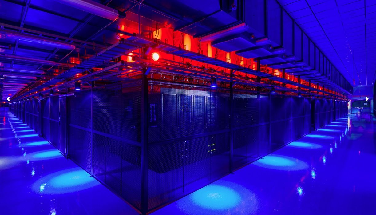 Today S Repositories Of Zeroes And Ones Take Data Center Design To