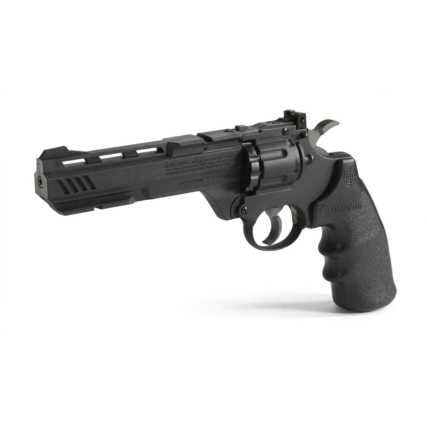Amazon com : Crosman CCP8B2 Vigilante CO2  177-Caliber Pellet and BB