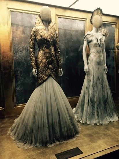 Alexander McQueen Savage Beauty at the Victoria and Albert Museum London -  my dream dress! aae8bc3f894