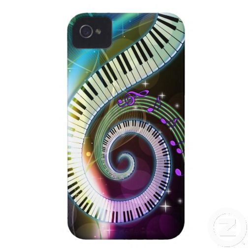 Music 1 Speck Case-Mate Case Case-Mate iPhone 4 Covers
