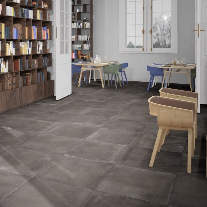Awesome Non Slip Kitchen Floor Tiles Part - 4: If You Looking For Stylish Grey Bathroom Floor Tiles Or Anti Slip Kitchen  Floor Tiles The Clarens Range Of Grey Anti Slip Tiles Are Perfect. With Au2026
