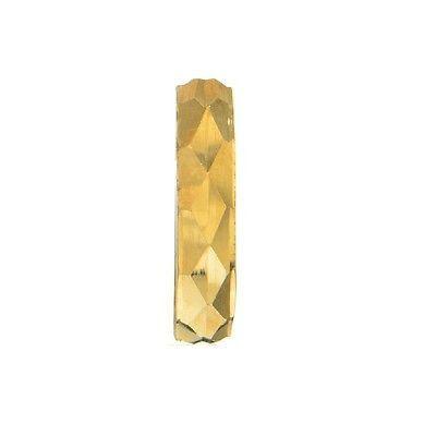 8b4544bf5c126 14K Yellow Gold Dia Cut Huggie Huggy Hoop Men's Single Earring 2.9 ...