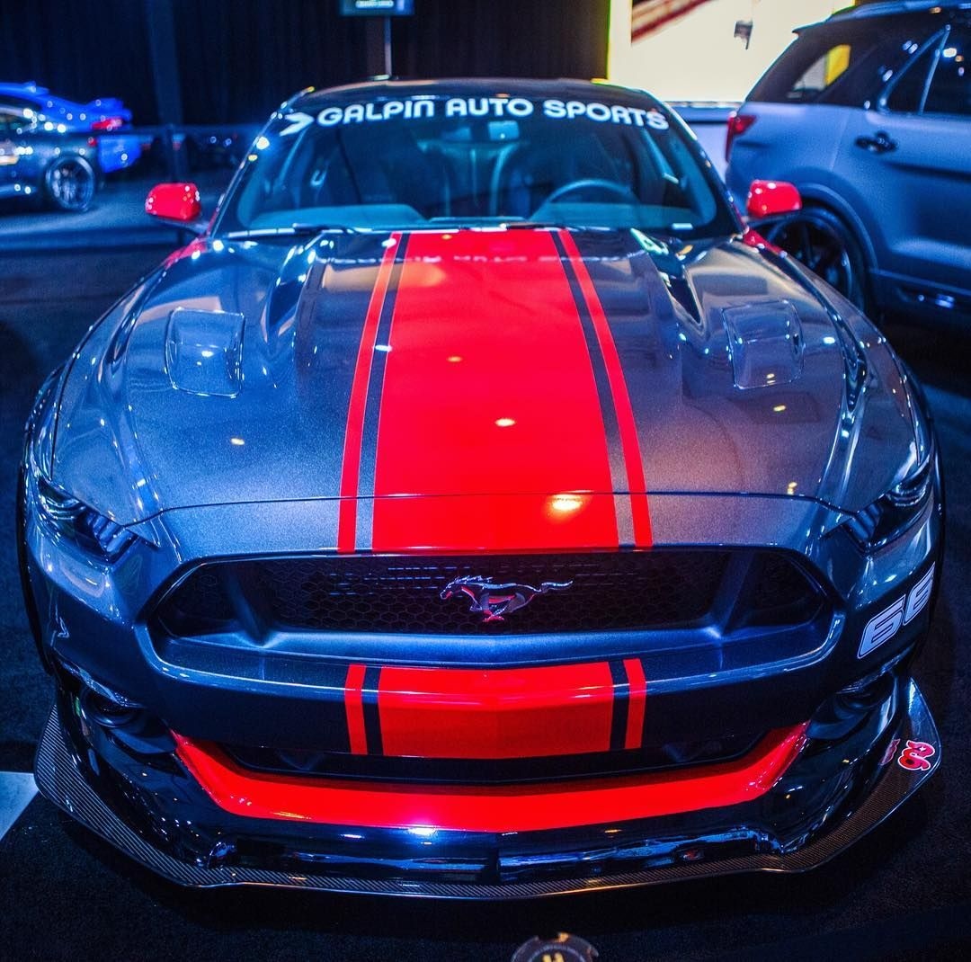 Our Friends At Galpin Auto Sports Always Bring The To The