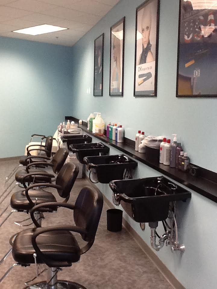 We Have New Bowls And Chairs In Our Shampoo Area Of Our Clinic Schedule Your Appointment By Calling 207 591 4 Home Salon Beauty Salon Decor Salon Shampoo Area