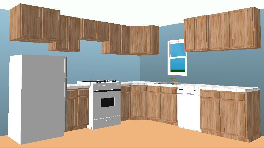 13 Best Ideas U Shape Kitchen Designs & Decor Inspirations | Hogar y ...