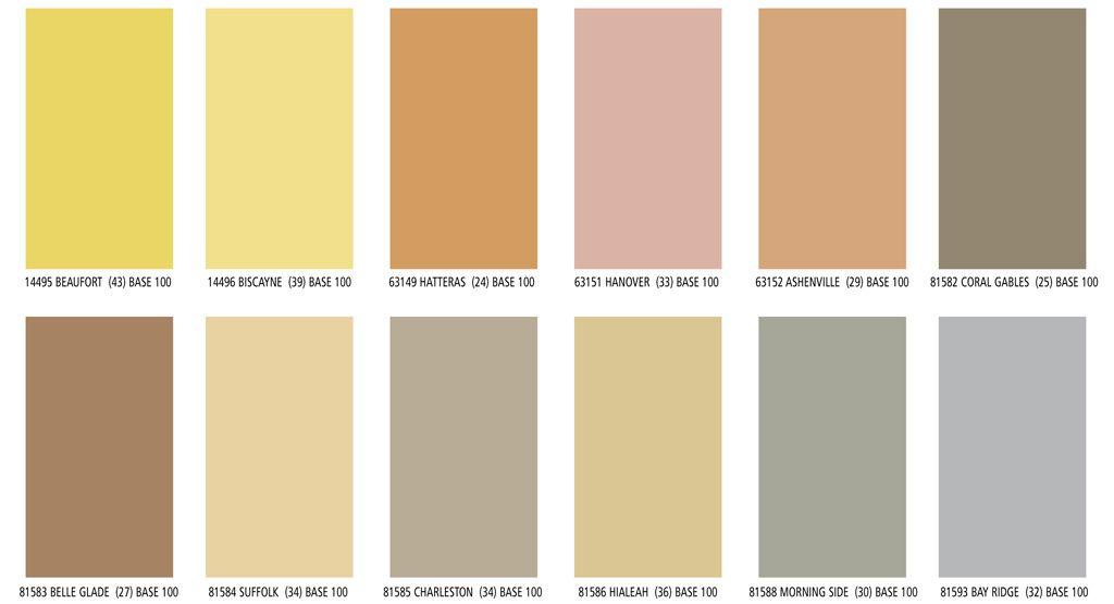 Lahabra Premium Color Chart Stucco Color Stucco Colors