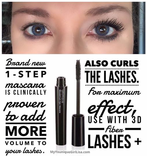 I am still soooooo AMAZED with this EPIC Mascara!!! It seriously is EPIC