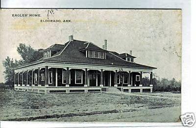 Eagles Home In El Dorado Ar El Dorado El Dorado Arkansas