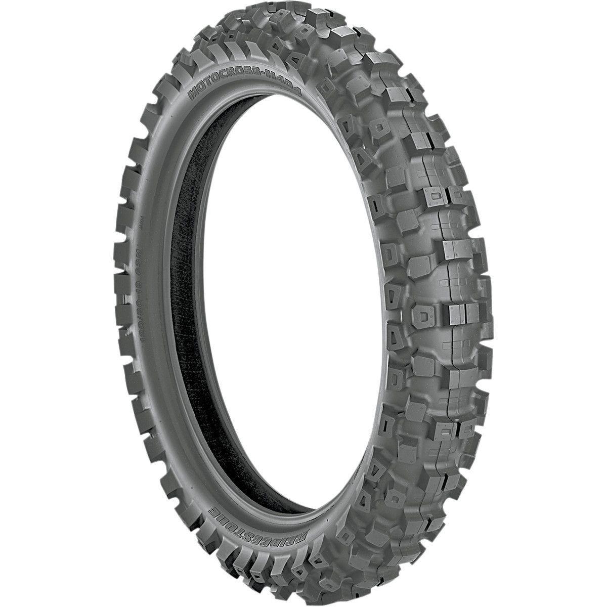 Bridgestone M404 Rear Motocross Tire 80 100 12 0313 0171 Motorcycle Parts And Accessories Bridgestone Tires Motocross