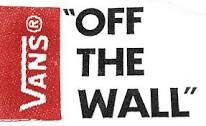 vans of the wall europe