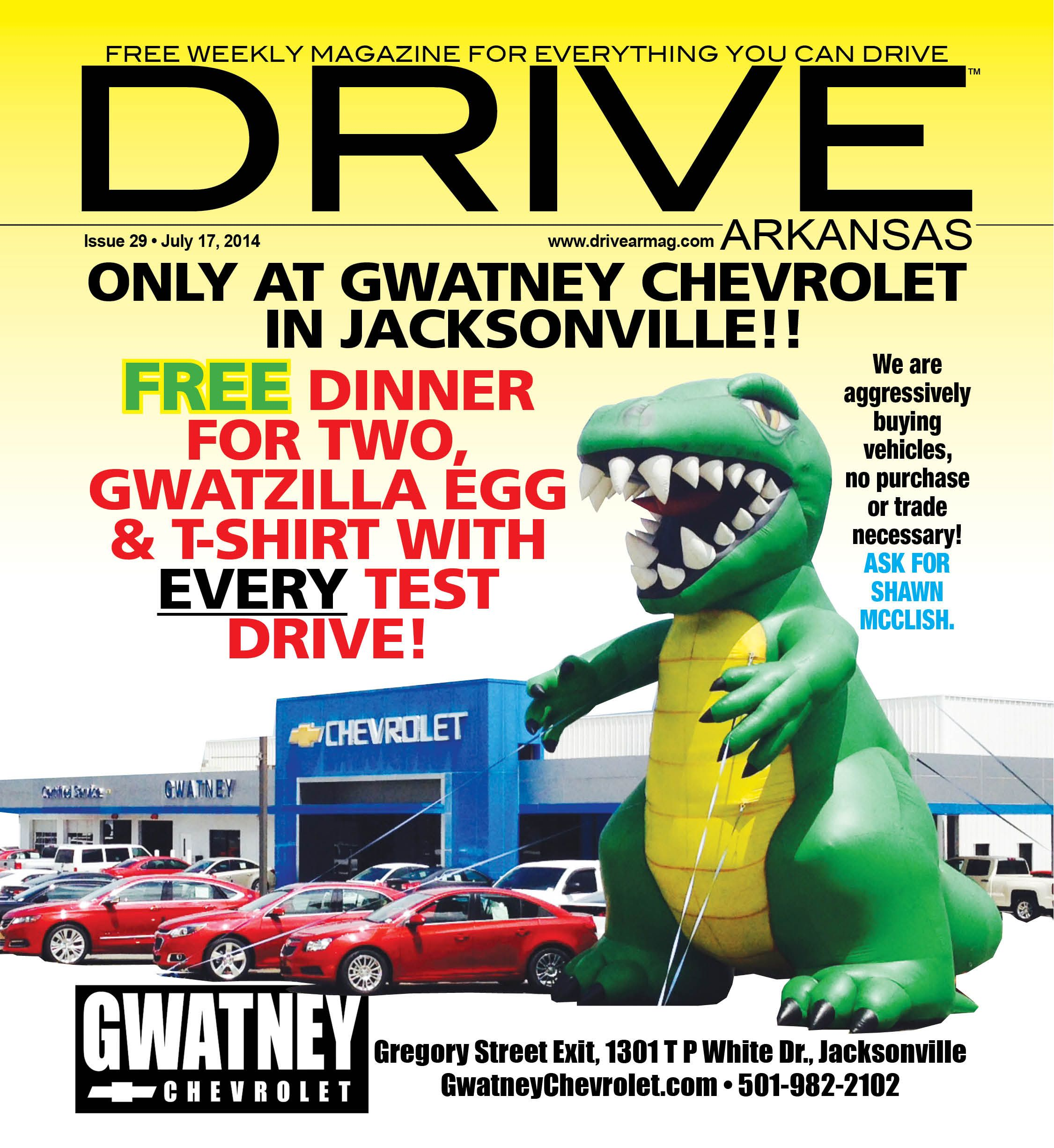 July 17 2014 Drivearkansas Hbakermedia Arkansas Driving Cover