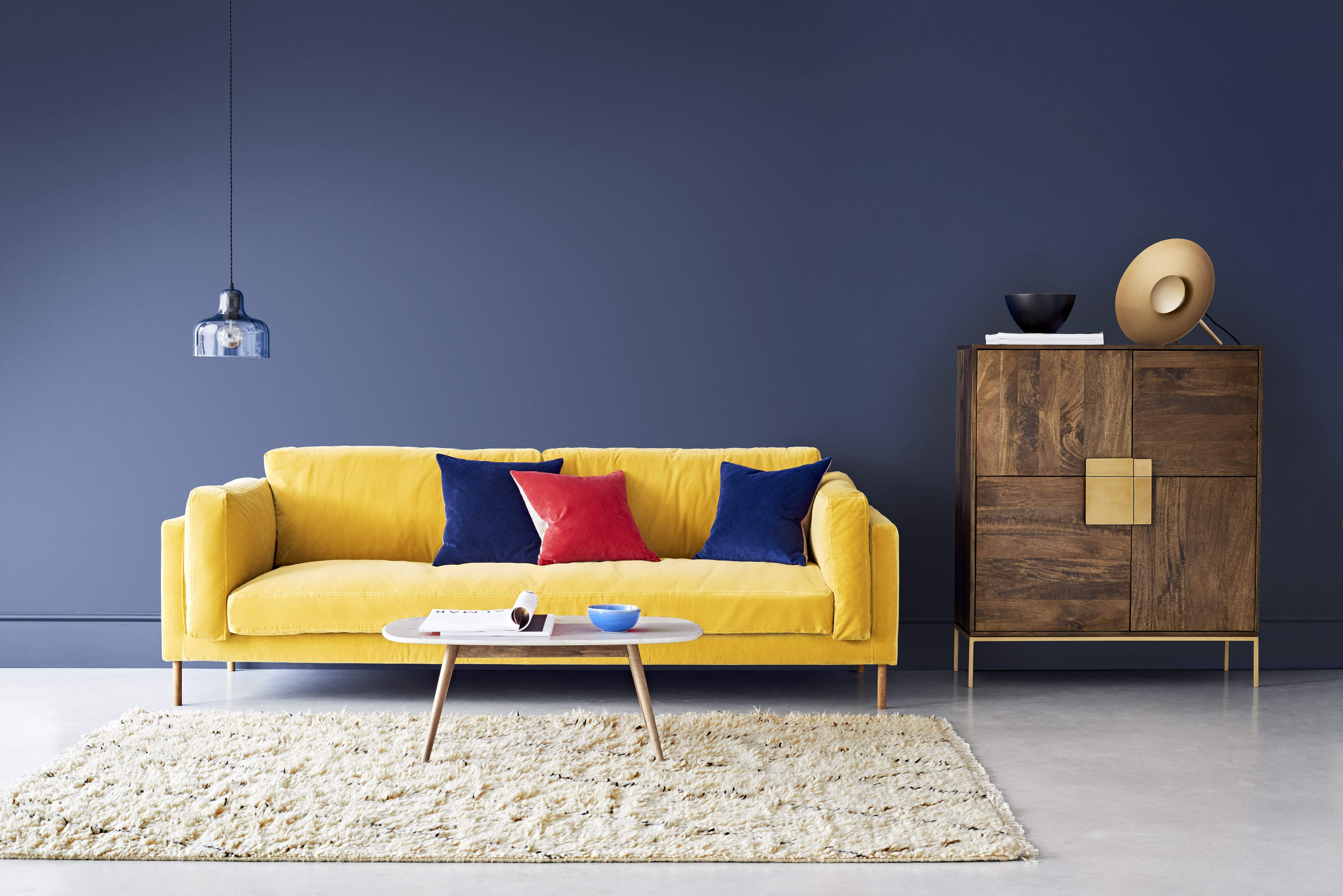 From Bright Modern Sofas And Statement Cushions To High Quality Finished Wooden Cabinets Ious Storage Units The New Swoon At Debenhams Furniture