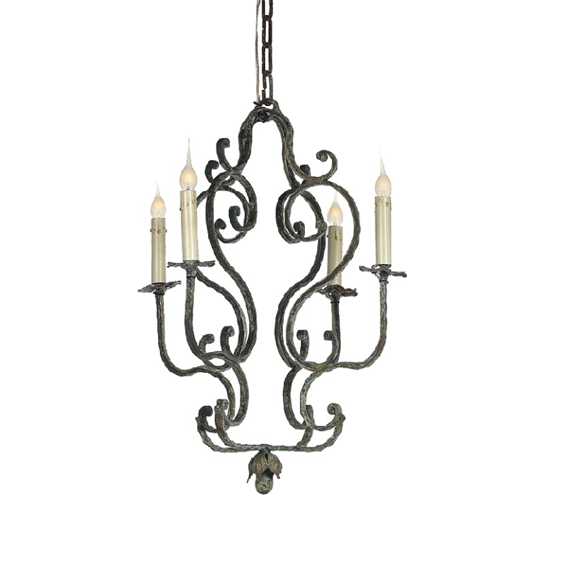 Petit French Chandelier by Ella Home Available at Mayer Lighting Showroom .maylerlighting.com  sc 1 st  Pinterest & Petit French Chandelier by Ella Home Available at Mayer Lighting ... azcodes.com