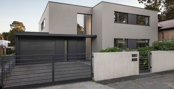 Kröger Daniels Architekten Haus in Berlin Pankow