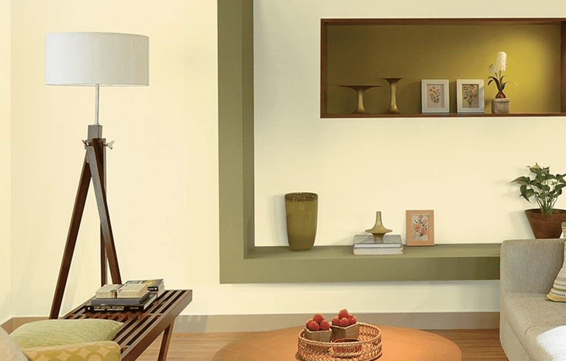 Color Happens Get The Smoothest Interior Wall Finish Design Royale Aspira Asian Paints Small Room Colors Asian Paints Colours