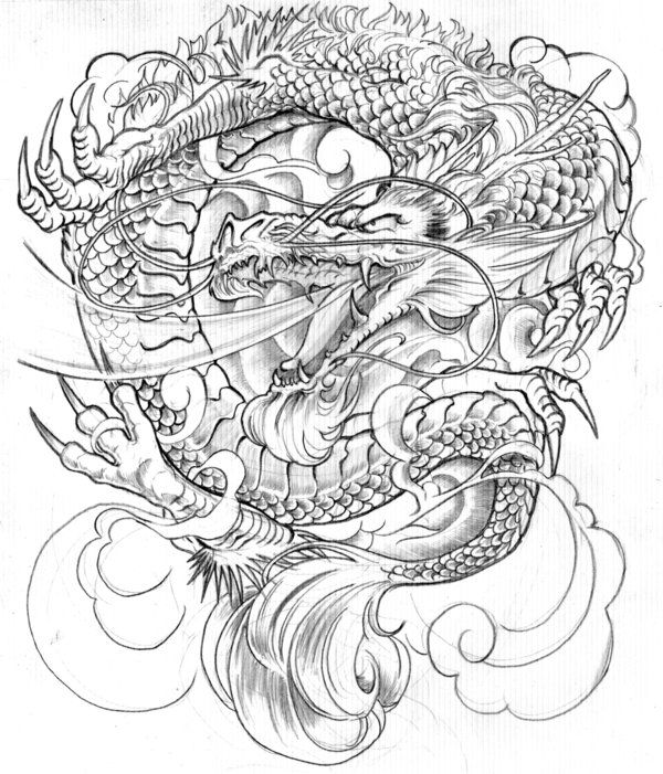Chinese Dragon Tattoo Designs Free Dragon Tattoos Tattoo Japanese Dragon Tattoo Japanese Tattoo Dragon Tattoo Designs
