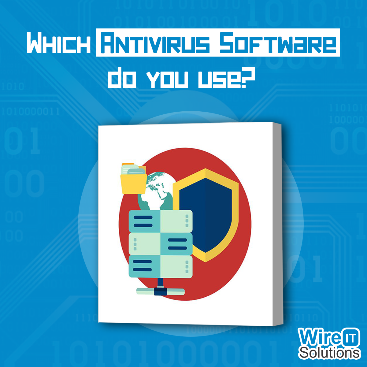 Which Antivirus Software do you use the most? Visit our website: bit