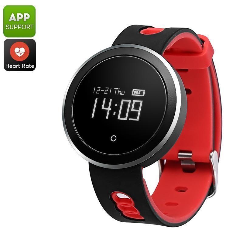 Bluetooth Sports Tracking Watch BP / Oxygen / Sleep