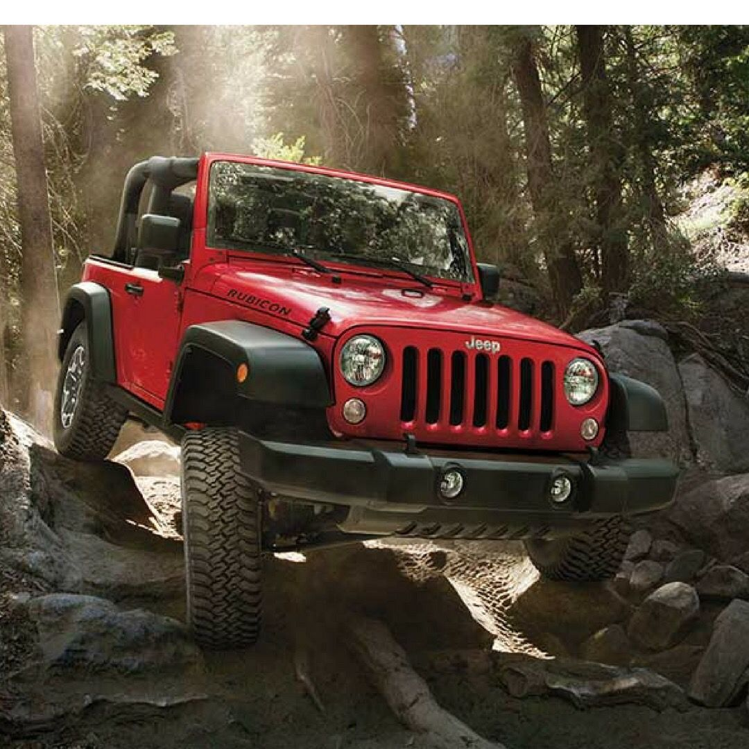 Ready to do some exploring this fall? The 2017 Jeep