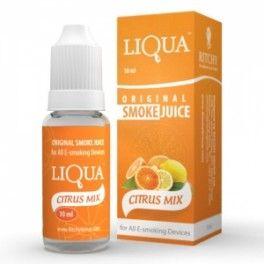 E-liquide LIQUA goût Agrumes E-liquide Conforme aux normes sanitaires Les ingrédients du e-liquide LIQUA (Propylène Glycol, Glycérine Végétale, Arômes et Nicotine) respectent les critères de production les plus stricts établis par la Pharmacopée américaine (USP). Tous les e-liquides passent le contrôle de SGS. La nicotine la plus pure n'a aucune composante tabagique et elle est protégée de toute oxydation pendant la fabrication.