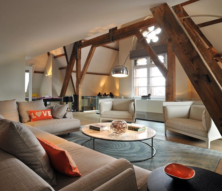 St Pancras Penthouse Apartment - Picture gallery