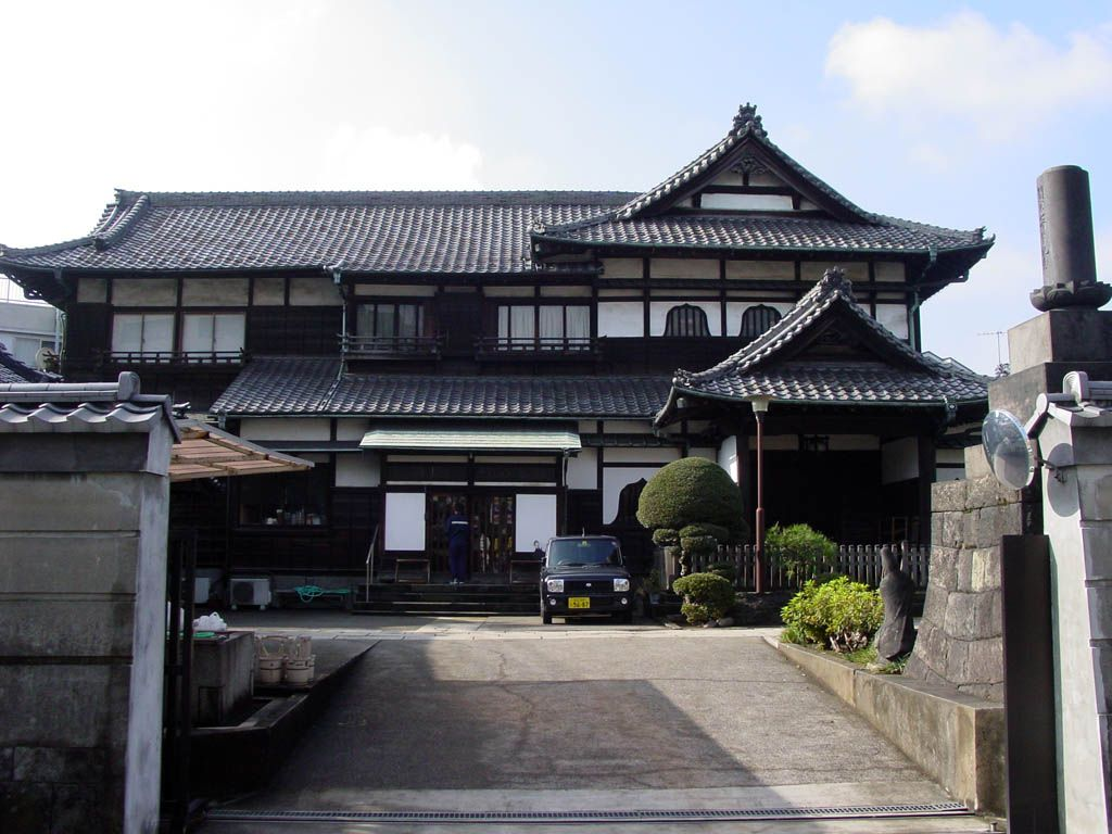 Japanese style houses for sale in america styles of for Asian architecture house design