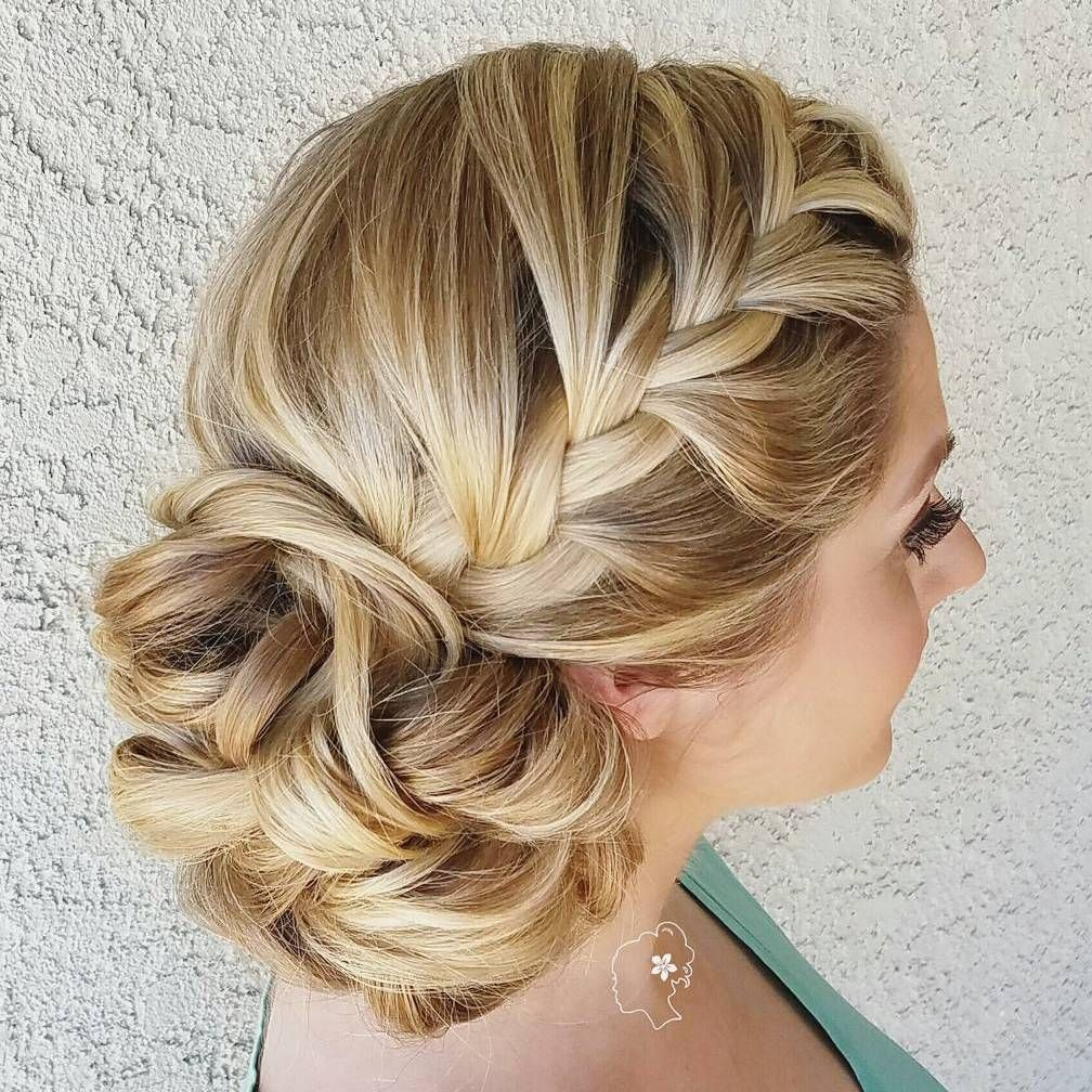 Braid Hairstyles For Wedding Party: 40 Irresistible Hairstyles For Brides And Bridesmaids