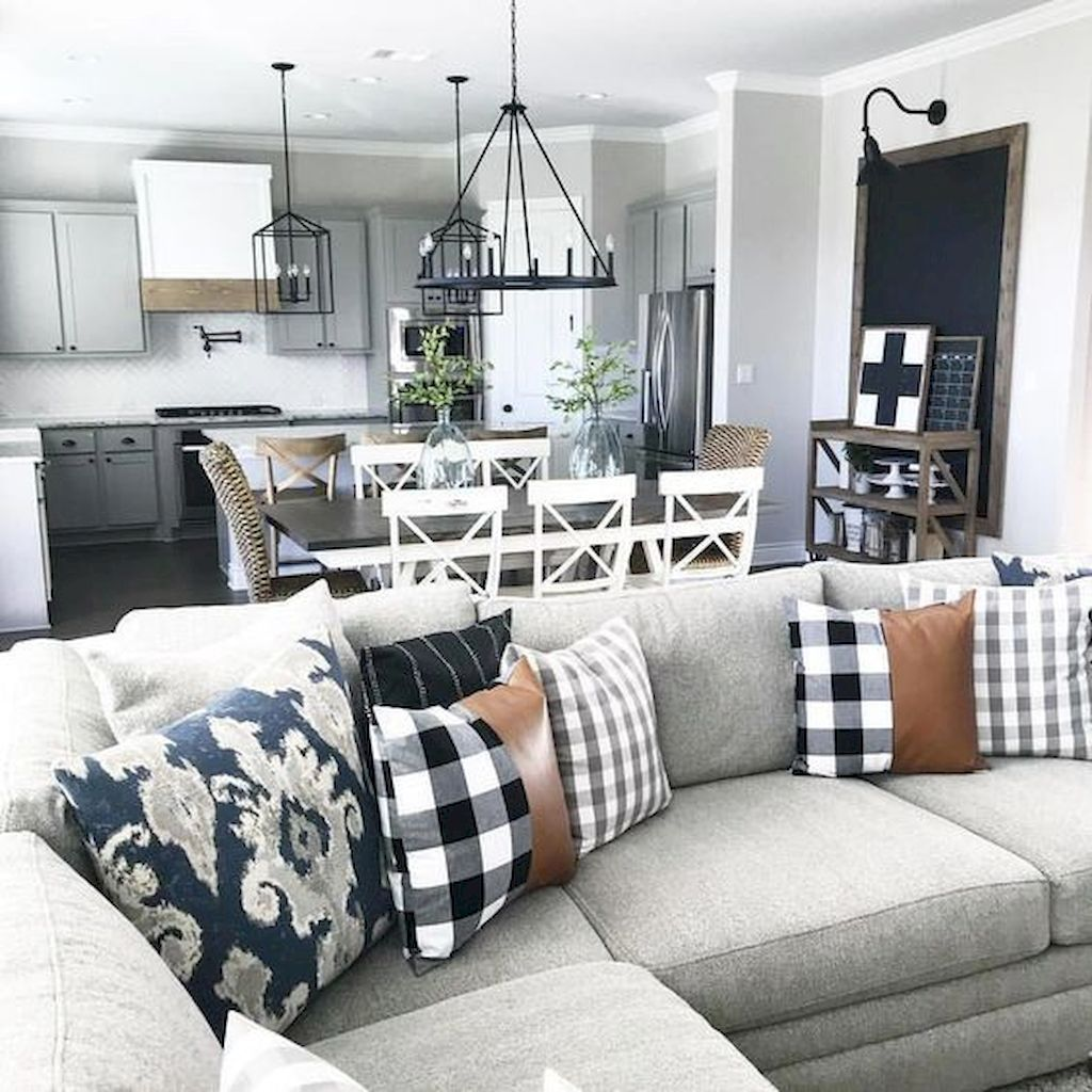 Top 11 Incredible Cozy And Rustic Chic Living Room For: 40 Amazing Farmhouse Style Living Room Décor Ideas