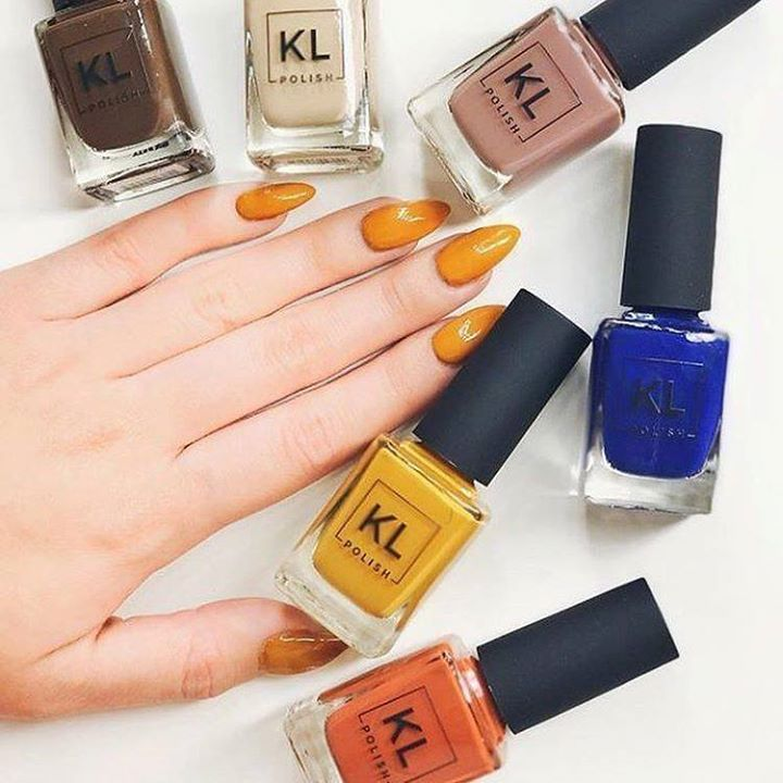 NEW POST: Heres the lowdown on the Kathleen Lights nail polish line ...