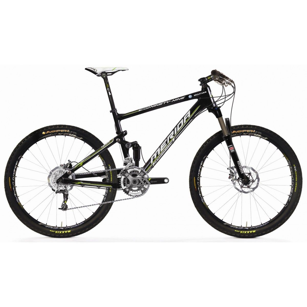 Merida Ninety Nine Carbon Team Mountain Bike 2013 Full Suspension Mtb Merida Bikes Bike Bicycle