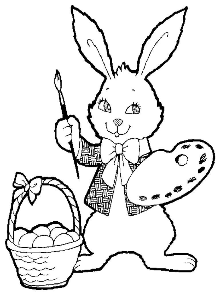 Realistic masterpiece coloring pages ~ Drawing Rabbit Realistic Coloring Pages | Coloring Pages ...