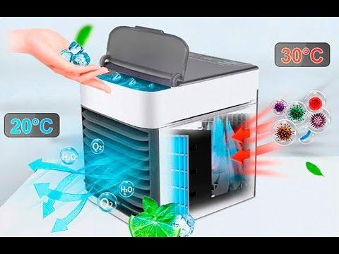AirFreez Portable air cooler YouTube Portable air