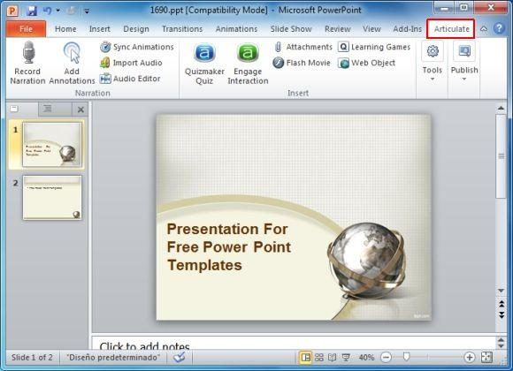 Create Awesome E Learning Courses In Ms Powerpoint With