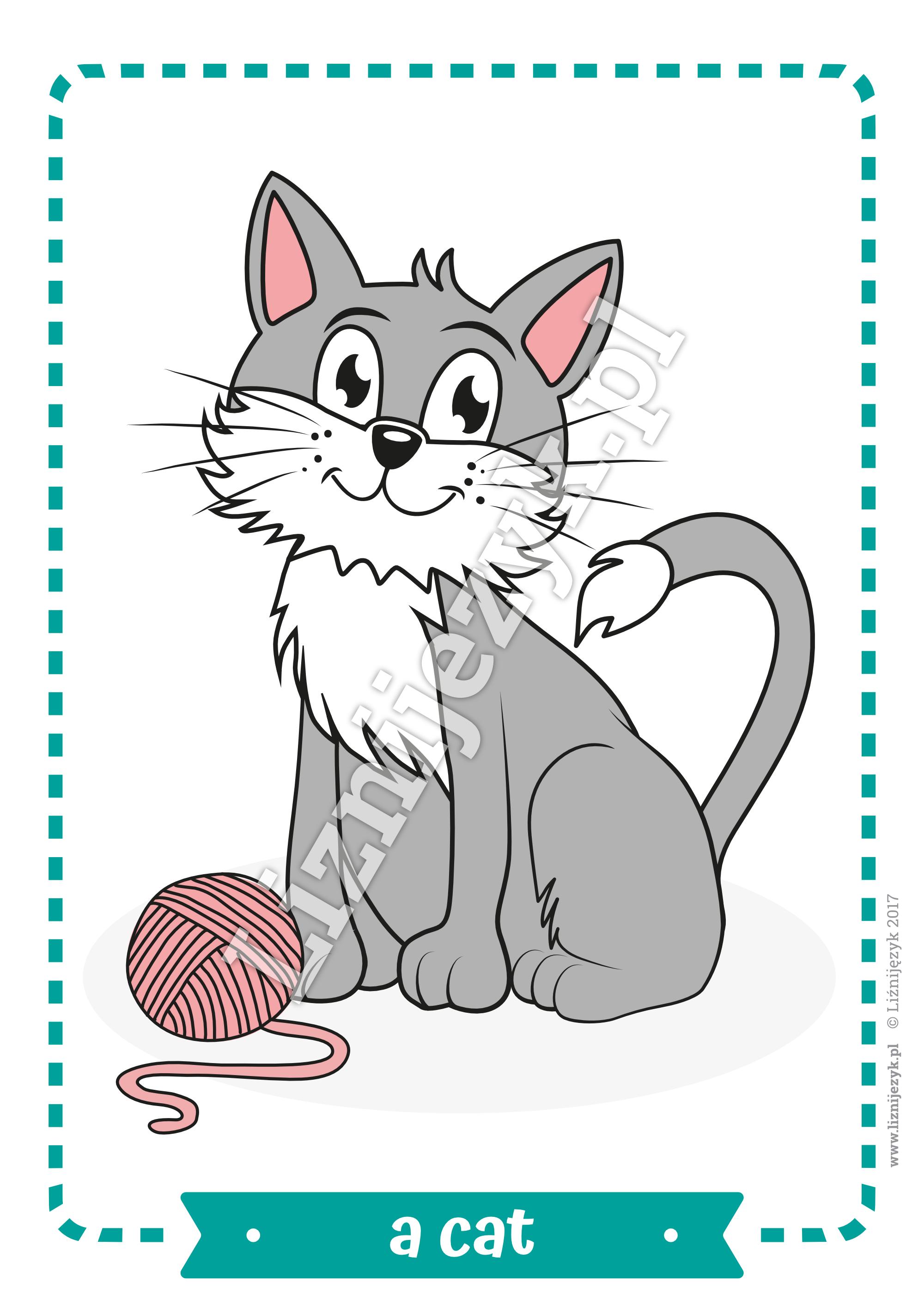 Pets English Flashcards Pets, Preschool learning