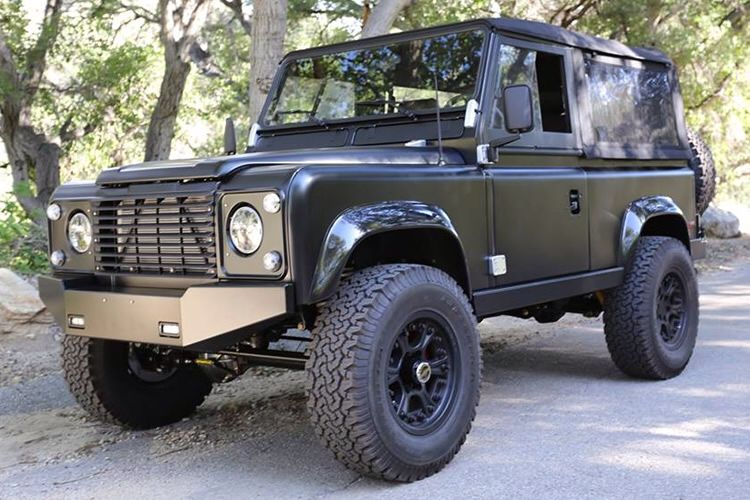 Icon Tlc Defender D90 90 Cars Pinterest 4x4 And Land