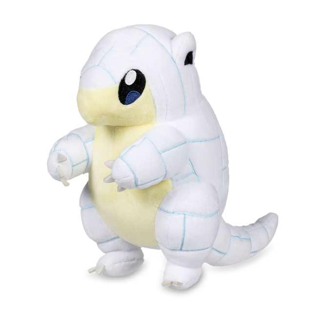 12 In. Standard Pokemon Center Lycanroc Midday Form Poké Plush
