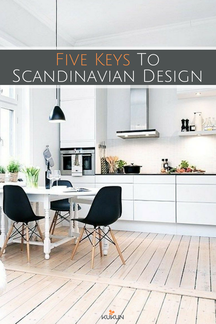 Scandinavian Kitchen Design Five Keys To Understand It Scandinavian Kitchen Design Kitchen Interior Home Kitchens