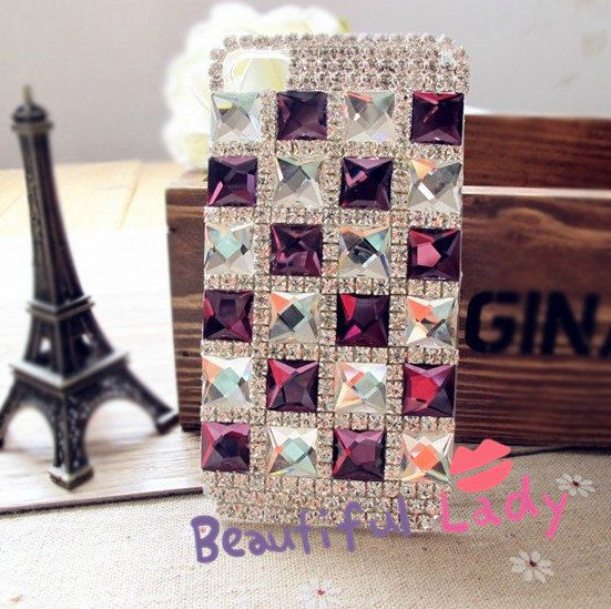 Bling gemstone iphone 5c case Swarovski by beautifulladystore, $20.99