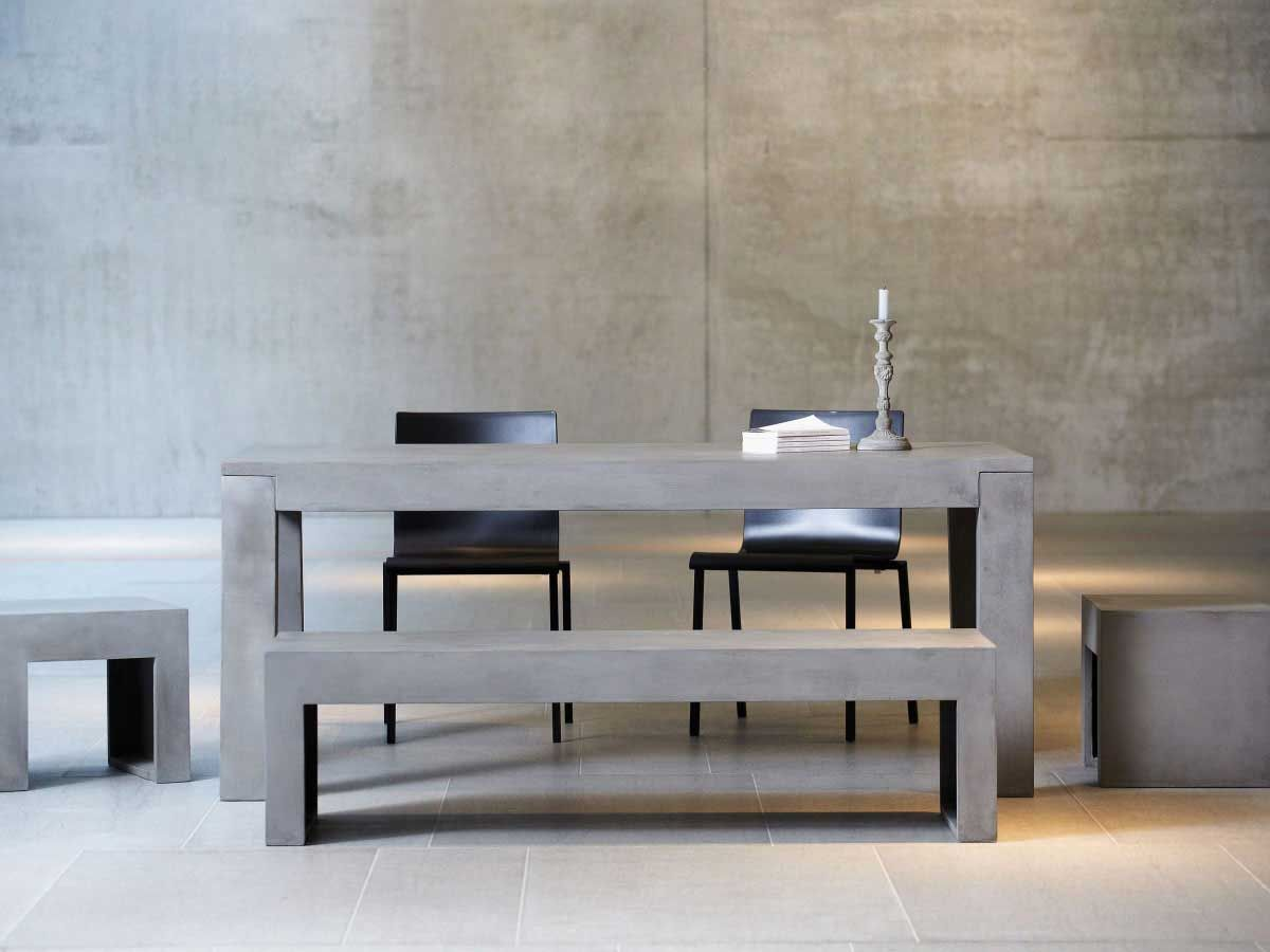jan kurtz tisch beton kaufen im borono online shop jan. Black Bedroom Furniture Sets. Home Design Ideas