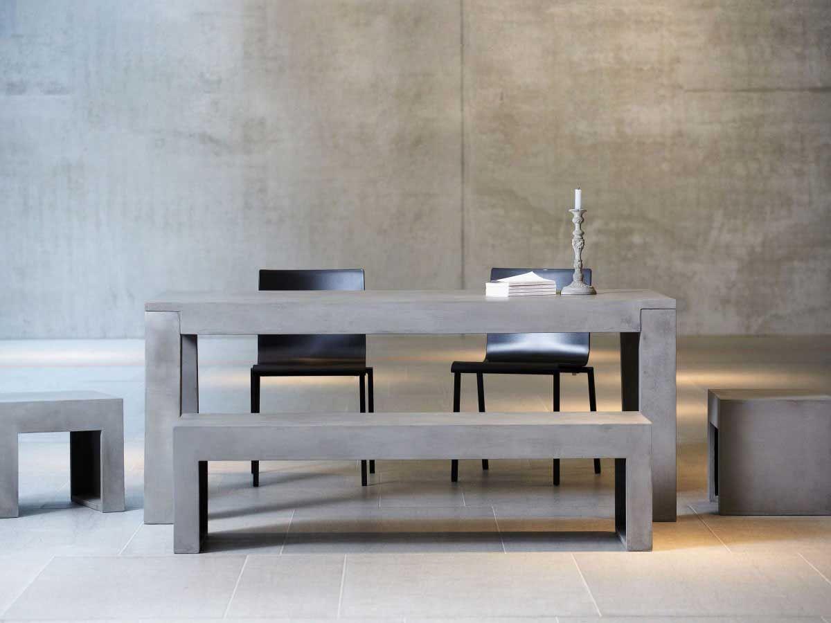 Jan Kurtz Tisch Beton kaufen im borono Online Shop | Jan Kurtz ...