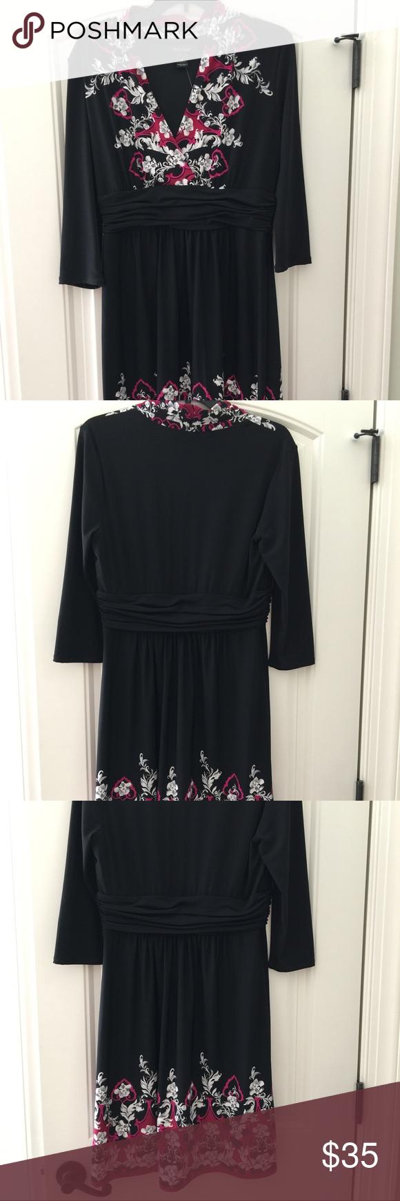 White house black market dress size