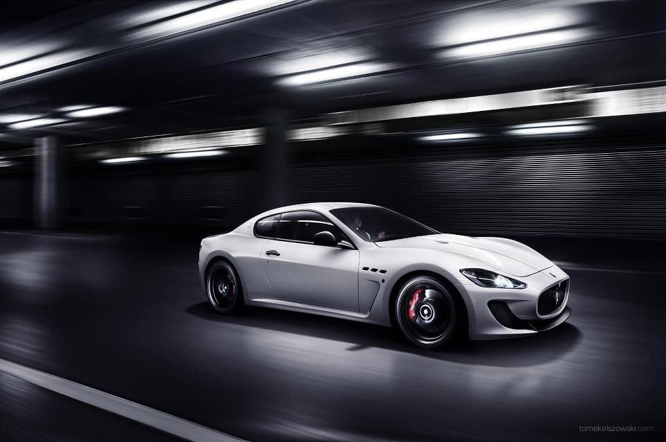 Maserati Gran Turismo MC. Maserati granturismo, Maserati