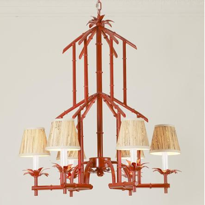 Chinoiserie chic the faux bamboo chandelier lighting pinterest chinoiserie chic the faux bamboo chandelier aloadofball Images