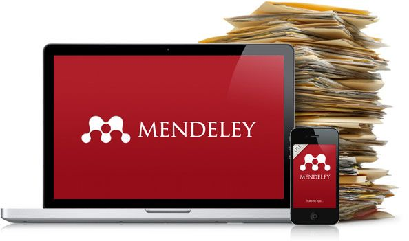 Mendeley reference manager  Xestor de referencias
