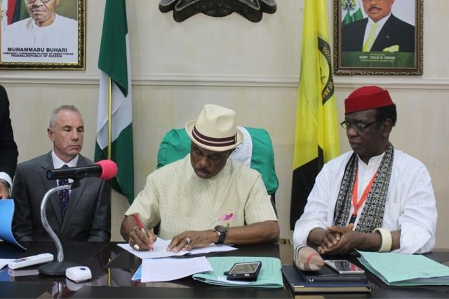 IKOLO: Save Onitsha/Enugu expressway, Obiano tells FG