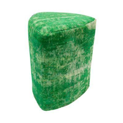 Bloomingdaleu0027s Vintage Carpet Ottoman, Green   Bloomingdaleu0027s